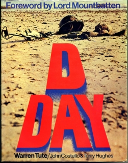 D-Day: Midnight June 6 to midnight July 24,1944 - v anglickém jazyce