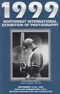 NORTHWEST INTERNATIONAL EXHIBITION OF PHOTOGRAPHY 1999
