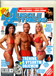 Muscle & Fitness - 10 / 2014
