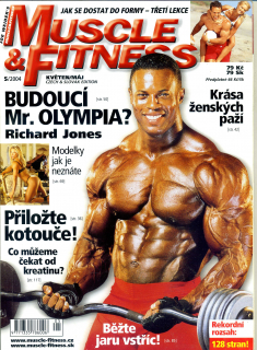 Muscle & Fitness - 5 / 2004